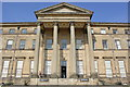 SJ5509 : Portico at Attingham Park Mansion by Jeff Buck