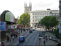 TQ3280 : Duke Street Hill, London Bridge by Stephen McKay