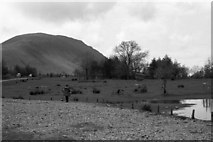 NY1807 : Wasdale Head Campsite by Peter Bond