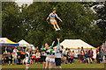 SK8770 : Gymnastics display by Richard Croft
