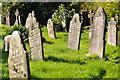 SX3885 : Lifton : St Mary's Churchyard by Lewis Clarke
