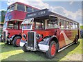 SD8203 : Trans Lancs Rally, Manchester Streamliner Livery by David Dixon