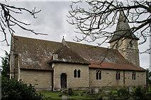 TF0684 : All Saints' church, Faldingworth by J.Hannan-Briggs