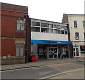 SJ2929 : The Co-operative Bank in Oswestry by Jaggery