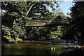 SD1599 : Bridge Over the River Esk by Peter Trimming