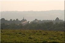 SK0296 : Padfield Main Road (to Tintwistle) looking towards Hadfield by Chris