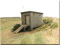 TM2831 : WW2 military building by Adrian S Pye