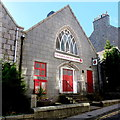NJ9306 : Unitarian Church, Skene Terrace, Aberdeen by Bill Harrison