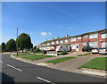 TQ5392 : Whitchurch Road, Harold Hill by Des Blenkinsopp