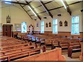 SJ7996 : St Antony's Church - Inside the Tin Tabernacle (9) by David Dixon