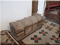 TG1323 : Cawston, St Agnes: chest by Stephen Craven