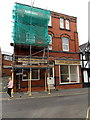 SJ2929 : Former Linda La-La Land shop to let in Oswestry by Jaggery