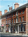 SK3436 : 27-29 Friar Gate, Derby by Stephen Richards