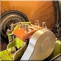 SD7922 : S S Stott Horizontal Cross Compound Engine, Grane Mill by David Dixon