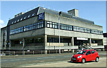NS2876 : Greenock Police Station by Thomas Nugent