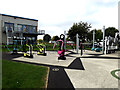 TL5687 : Exercise Equipment at  Littleport Sports And Leisure Centre by Geographer