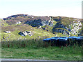 NR4097 : Rugged hills of north Colonsay by Oliver Dixon