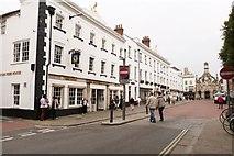 SU8604 : West Street, Chichester by Derek Voller