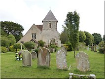 SU9803 : Church of St. Mary the Virgin, Yapton, West Sussex by Derek Voller