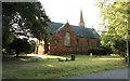 TQ5493 : St Thomas, Church Lane, Noak Hill, Havering by John Salmon