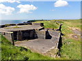 SM8103 : Gun Emplacements at West Blockhouse Battery by Tony Atkin