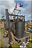 TM4577 : Richard Trevithick's Puffing Devil (Replica) by Ashley Dace
