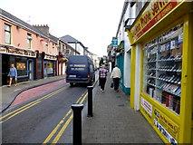 S4698 : Main Street, Portlaoise by Kenneth  Allen