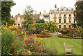 TL4458 : Clare College from Clare Gardens by Hugh Chevallier