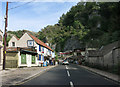 ST4653 : Derrick's Tea Rooms, Cheddar Gorge by Des Blenkinsopp