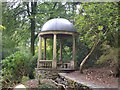 SH5837 : Temple - Garden Follie by Stephen Rogerson