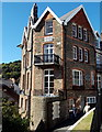 SS7249 : Castle Hill Guest House, Lynton by Jaggery