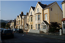 SH7882 : Houses on Caroline Street, Llandudno by Ian S