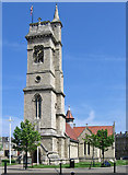 NZ5132 : Hartlepool - Art Gallery - tower by Dave Bevis