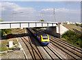 SK5538 : Lenton Railway Bridge (NET) by Alan Murray-Rust