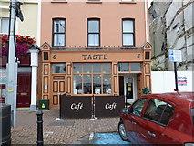 W7966 : Taste, Cobh by Kenneth  Allen