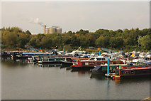 SK7954 : Kings Marina by Richard Croft