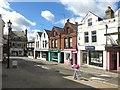TQ0594 : Station Road, Rickmansworth by Des Blenkinsopp