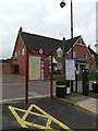 TM3389 : Bungay Town Map & Car Park Ticket Machine by Adrian Cable