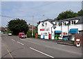 SU3875 : Great Shefford Post Office & Shop by Des Blenkinsopp
