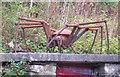 SD8967 : Iron Spider by John Illingworth