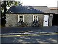 N7212 : Stone cottage, Kildare by Kenneth  Allen