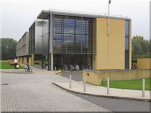 SP5206 : Arumugam Building, St Catherine's College, Oxford by David Hawgood