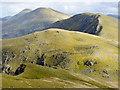 NH1371 : East ridge of A' Chailleach by Julian Paren