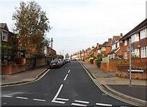 SU6351 : Beaconsfield Road, Basingstoke by Jaggery