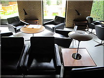 SP5206 : SCR lounge, St Catherine's College, Oxford by David Hawgood