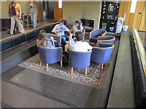 SP5206 : Junior Common Room of St Catherine's College, Oxford by David Hawgood