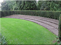 SP5206 : Small amphitheatre of St Catherine's College, Oxford by David Hawgood