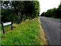 H6357 : B34 Dungannon Road by Kenneth  Allen