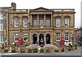 SD9951 : Skipton Town Hall by Julian Osley