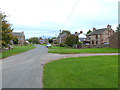 NY6139 : Village green, Gamblesby by Oliver Dixon